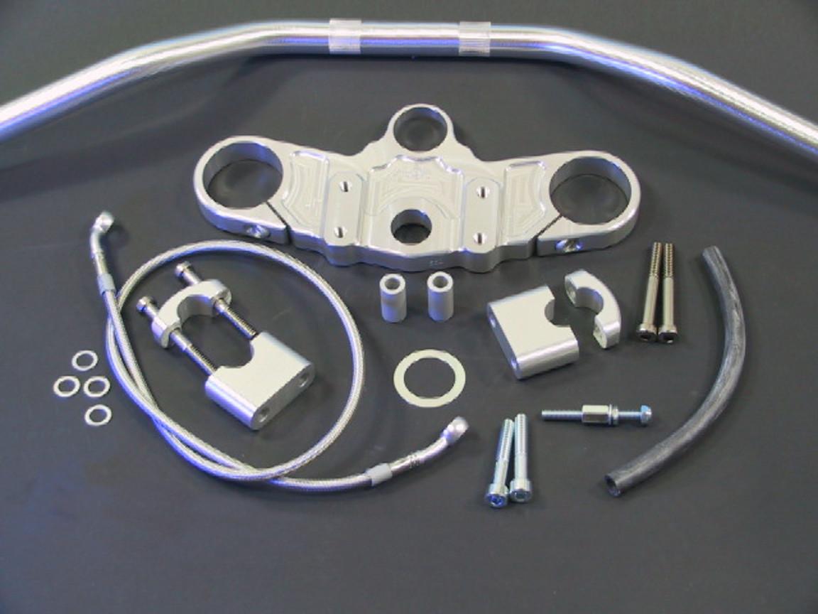 ABM Superbike Lenker-Kit YAMAHA FZR 1000 Exup 91-93 ... 3LE//3GM//3LF//3LK//3LL